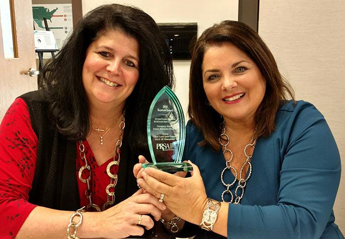 PRSA Award Winner