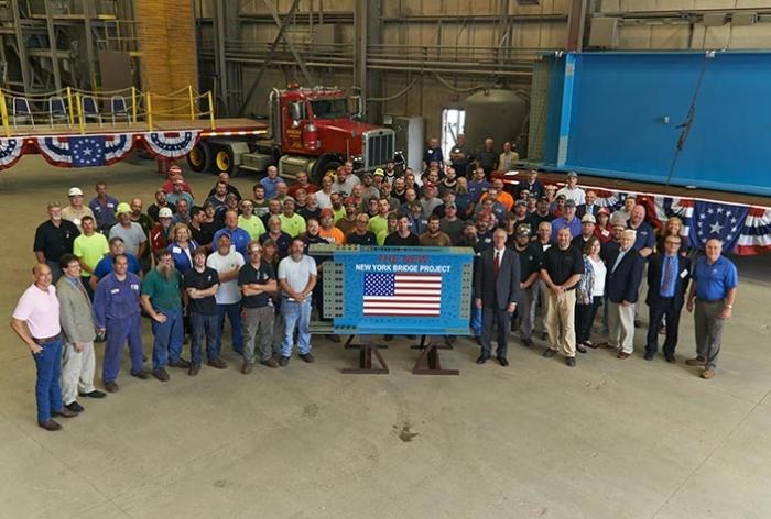 High Steel - Final Girder Group