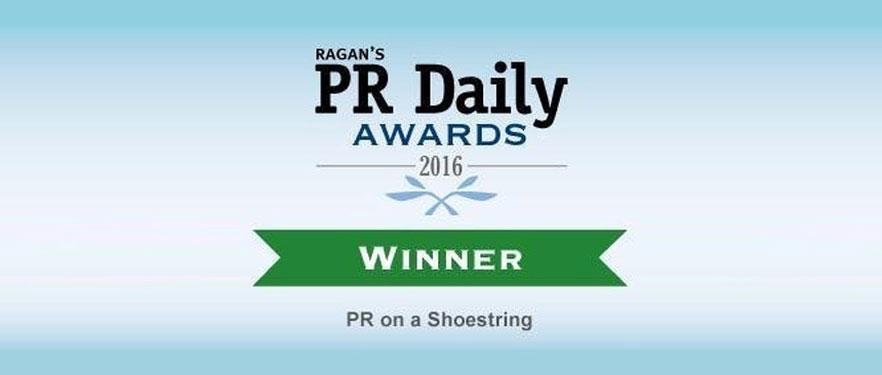 Ragans PR Daily Award
